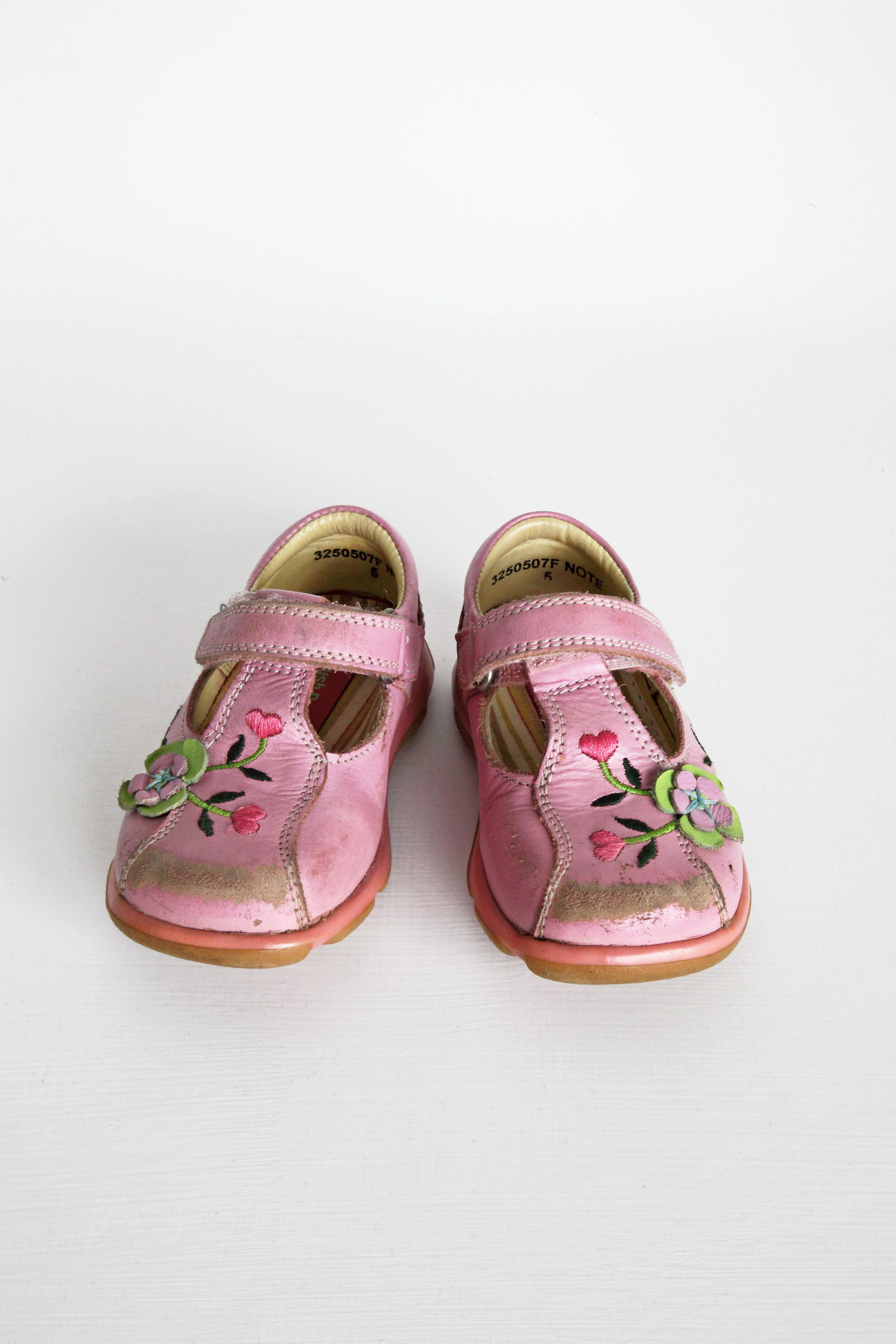 Pink Shoes - Hush Puppies - Size 5