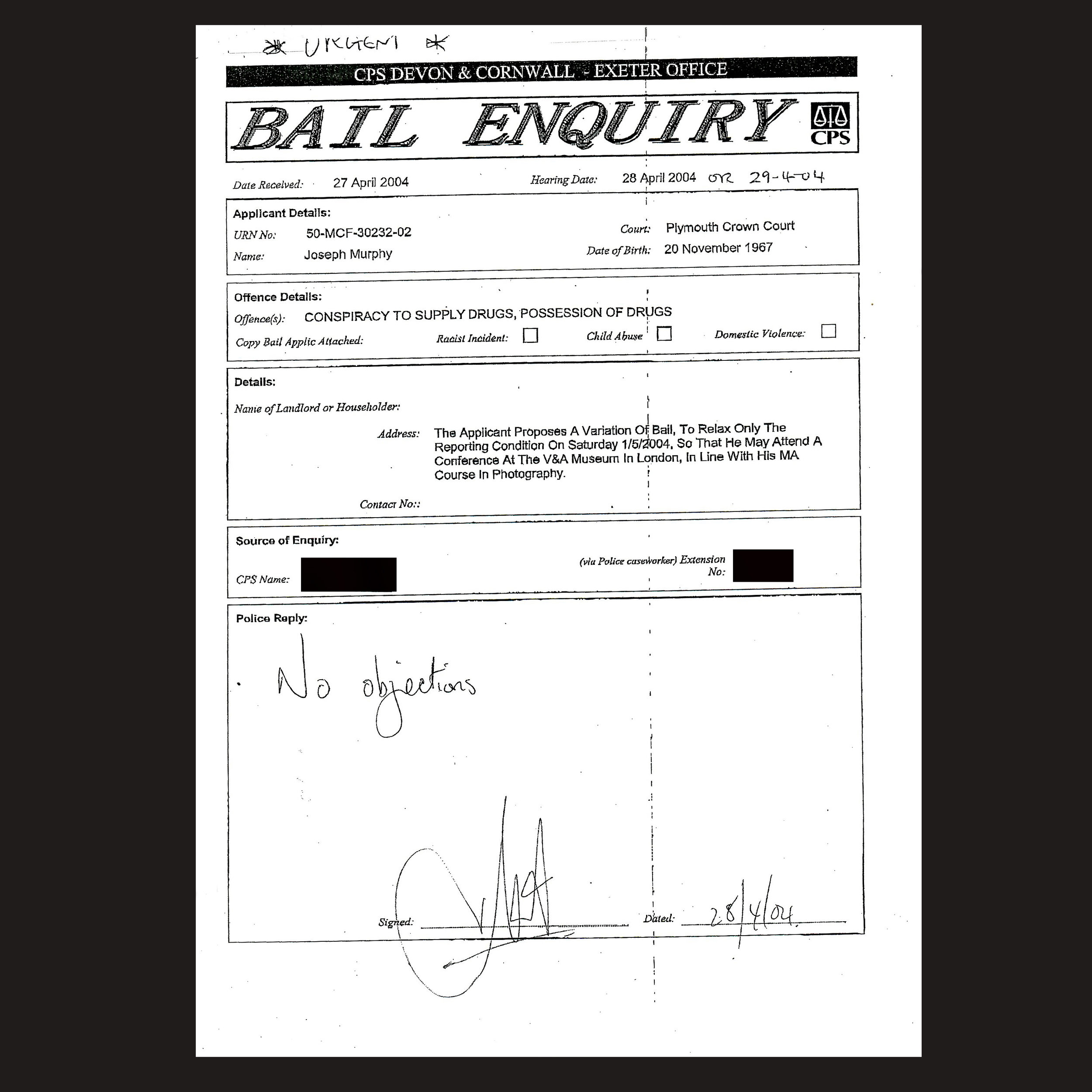 JM Bail 132 - Bail Variation Acceptance - April 2004.jpg