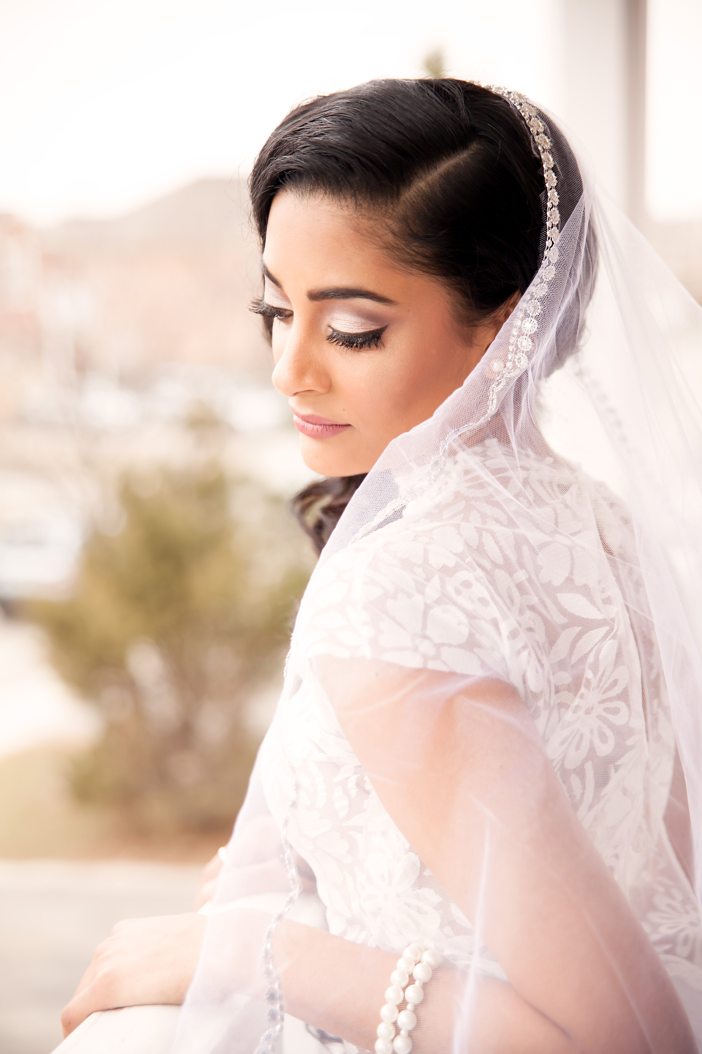 Beauty by Sacha Bride - Shalini