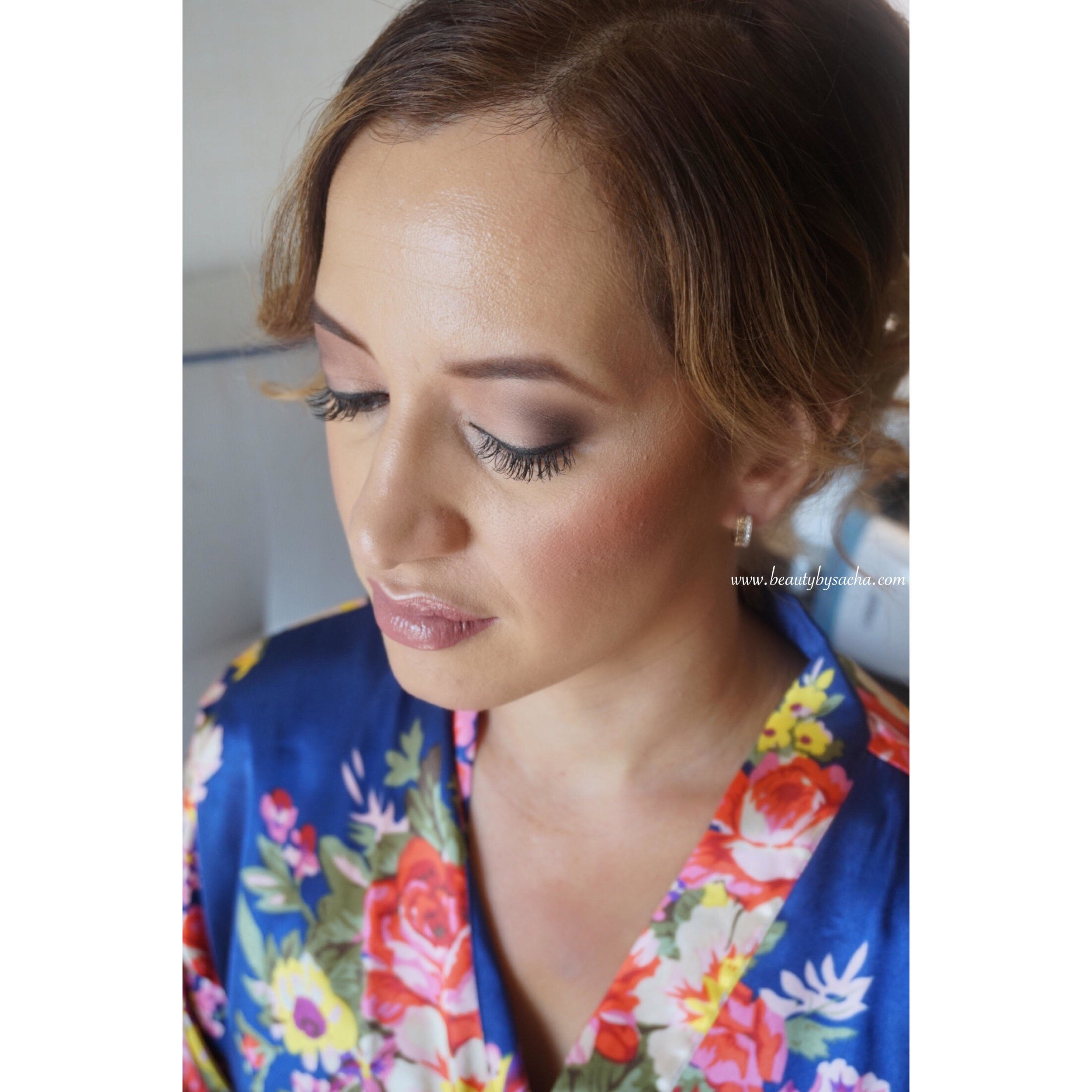 Beauty by Sacha - Wedding Party Makeup & Hair