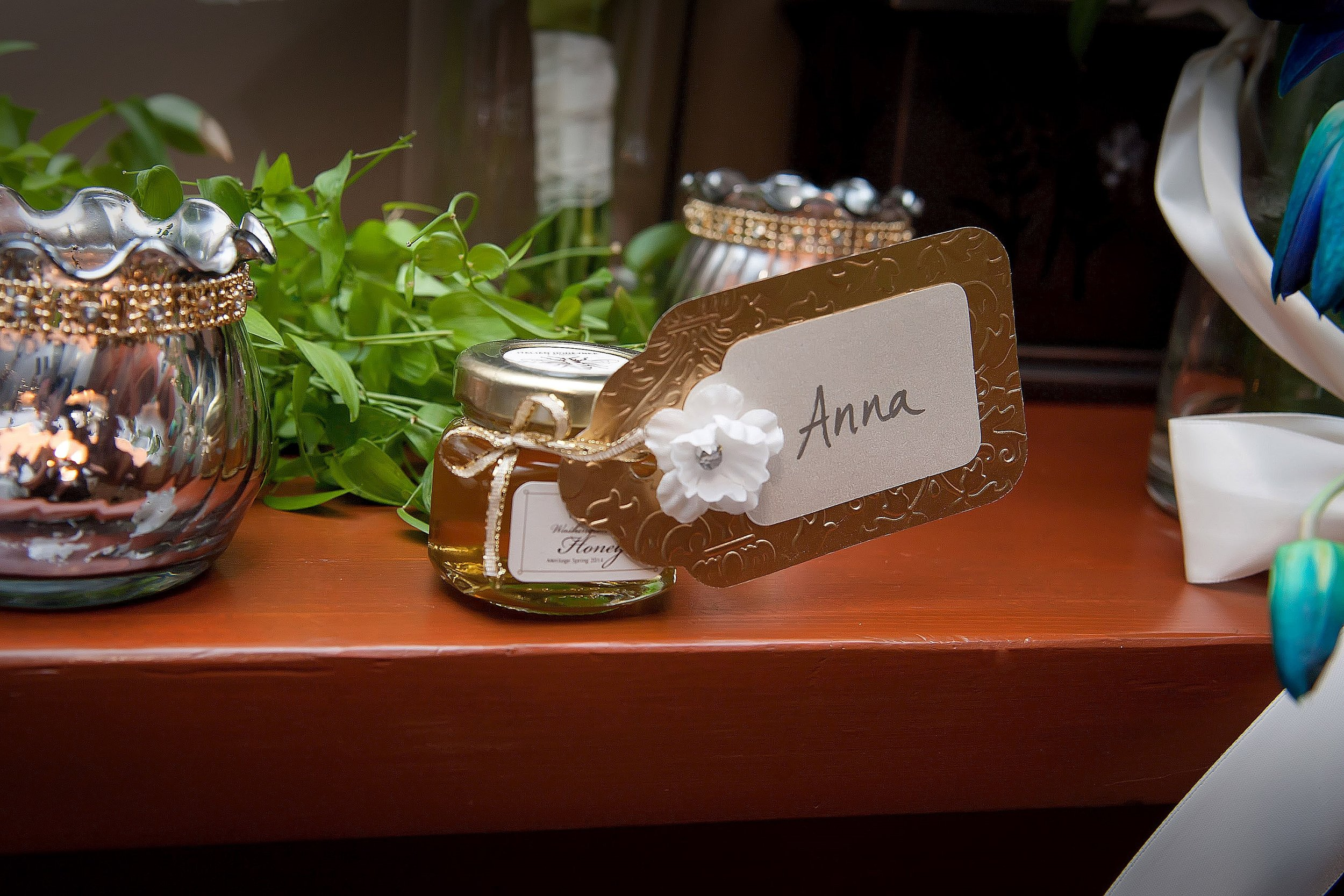 Honey Jar Wedding Favor & Handmade Candle.jpg