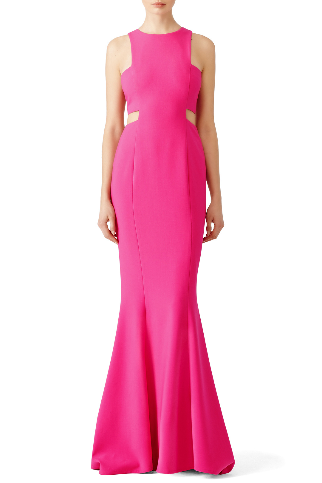 Likely Pink Millbury Gown