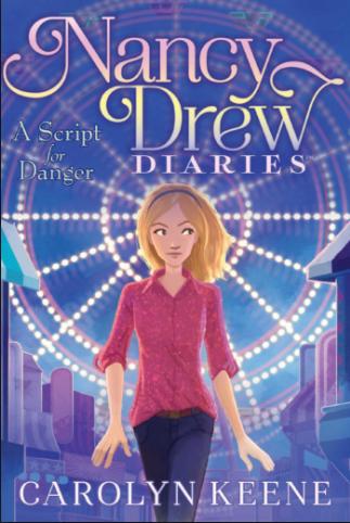 The Nancy Drew Diaries #10: A Script for Danger (2015)