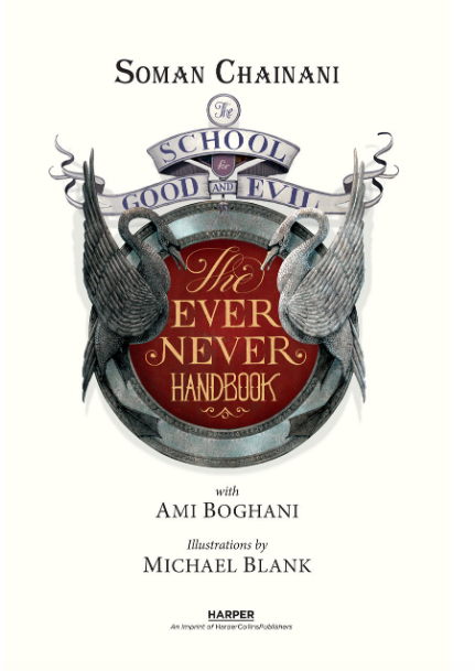 The School for Good and Evil: The Ever Never Handbook (2016)