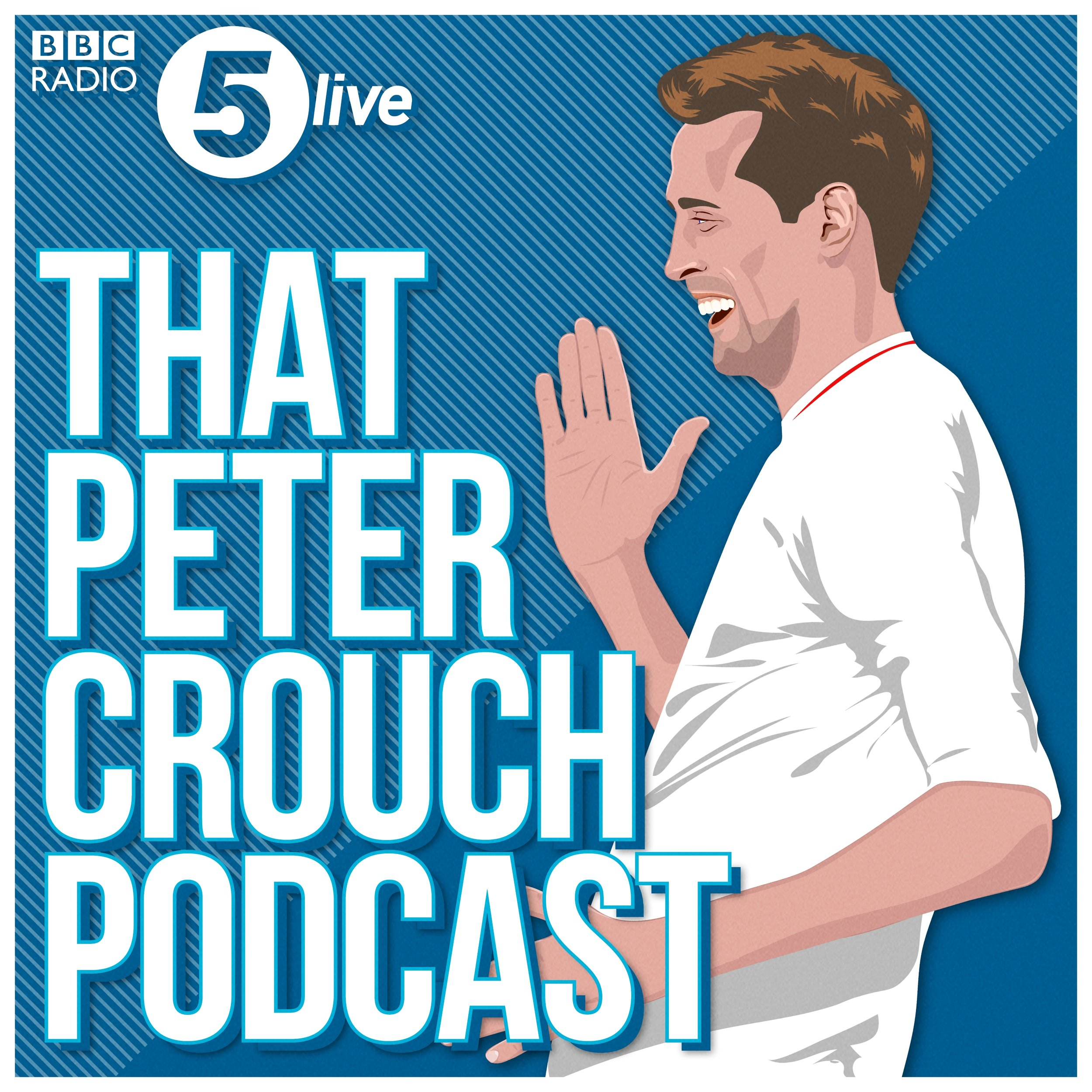 "Spotlight Award - The judges said That Peter Crouch Podcast, ""found a totally new perspective on one of the nation's most discussed past-times. Full of wit and personality, this is a podcast that has brought people together, regardless of which club they support."""
