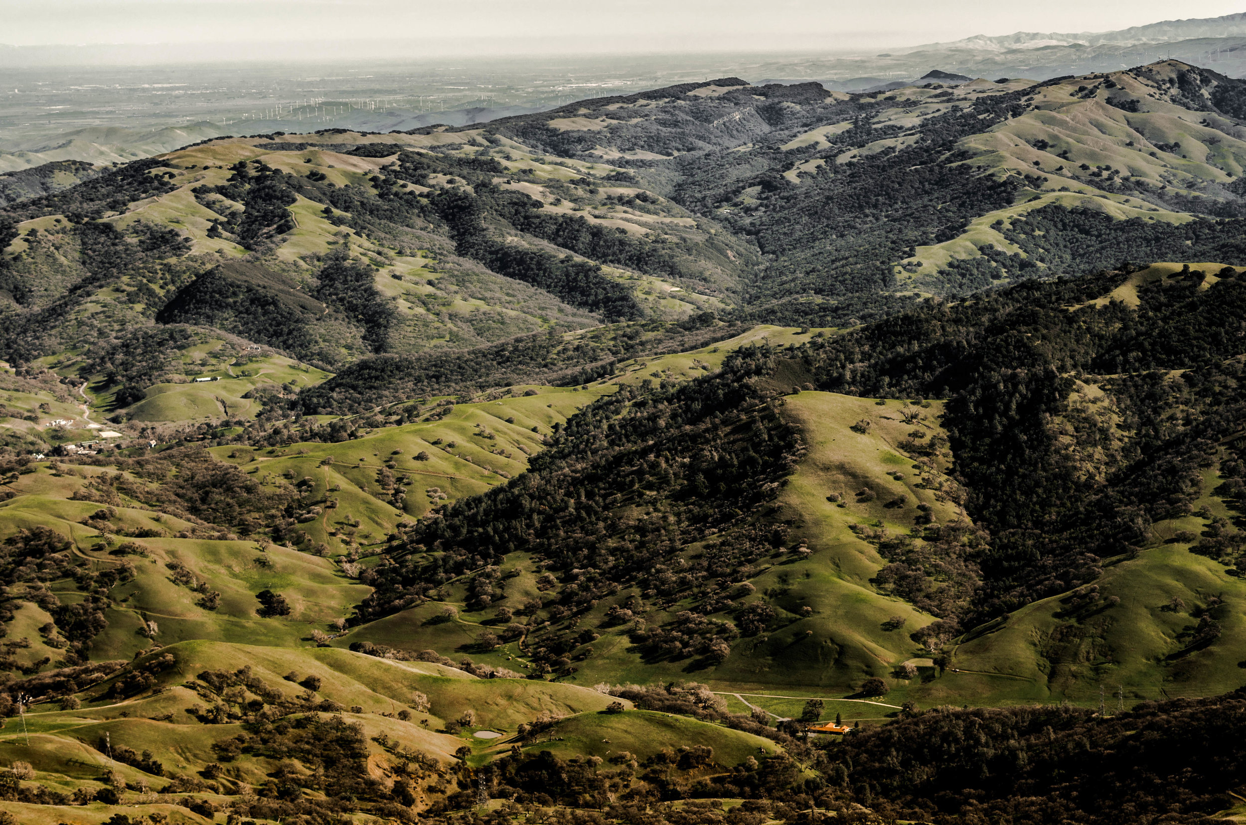 Mt. Diablo, CA, USA