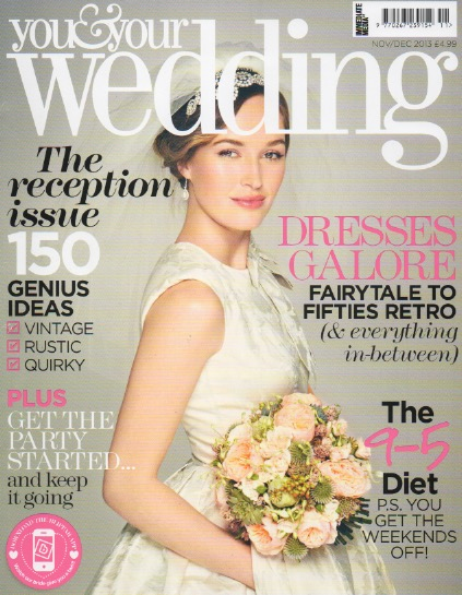 Linda Jones Co Founder of P4 Body give the best 10 step diet, You & Your Wedding magazine