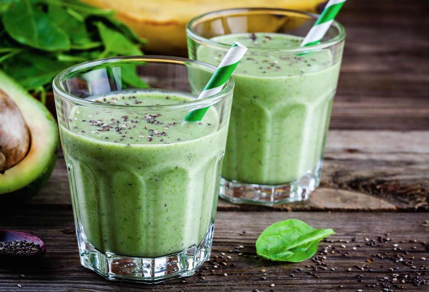Lean Green Smoothie  -