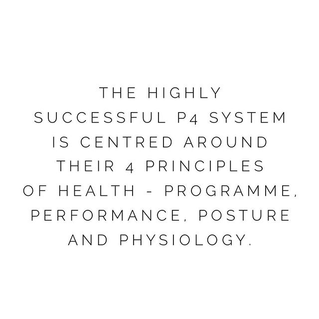We look at you as a whole being...through balanced movement, targeted recovery, nutritional education and mindset we help you to be the best, healthiest version of you 👊🏻 - - - - - - - #p4body #personaltrainer #personaltrainers #elite #toptrainer #london #results #the4ps #posture #programme #performance #physiology #health #coach #onlinepersonaltrainer #onlinepersonaltraining #onlinecoach #fitness