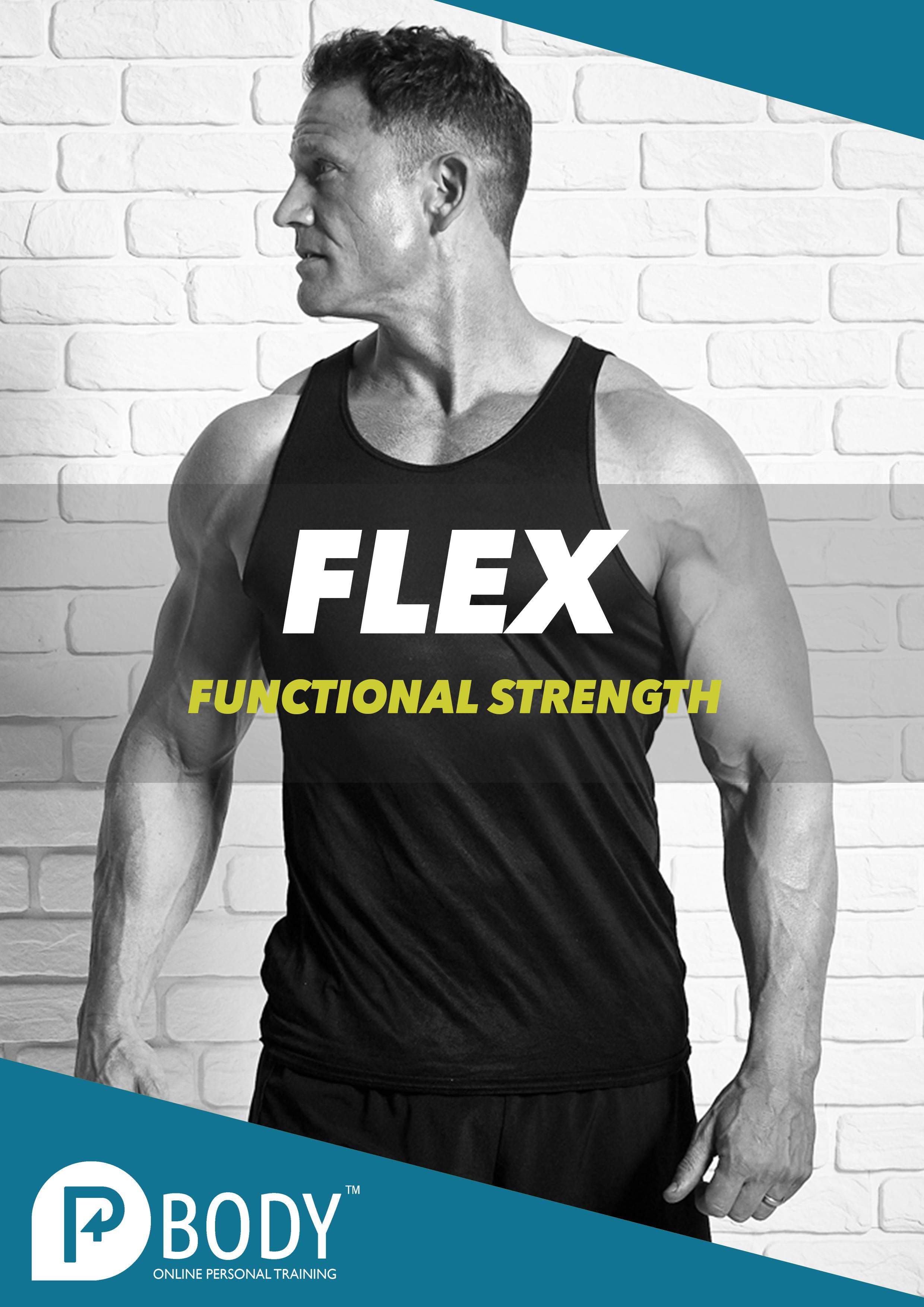 P4 FLEX workout Cover