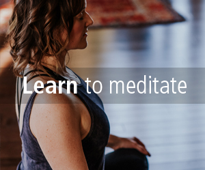 LEARN to Meditate at Sattva Yoga Online
