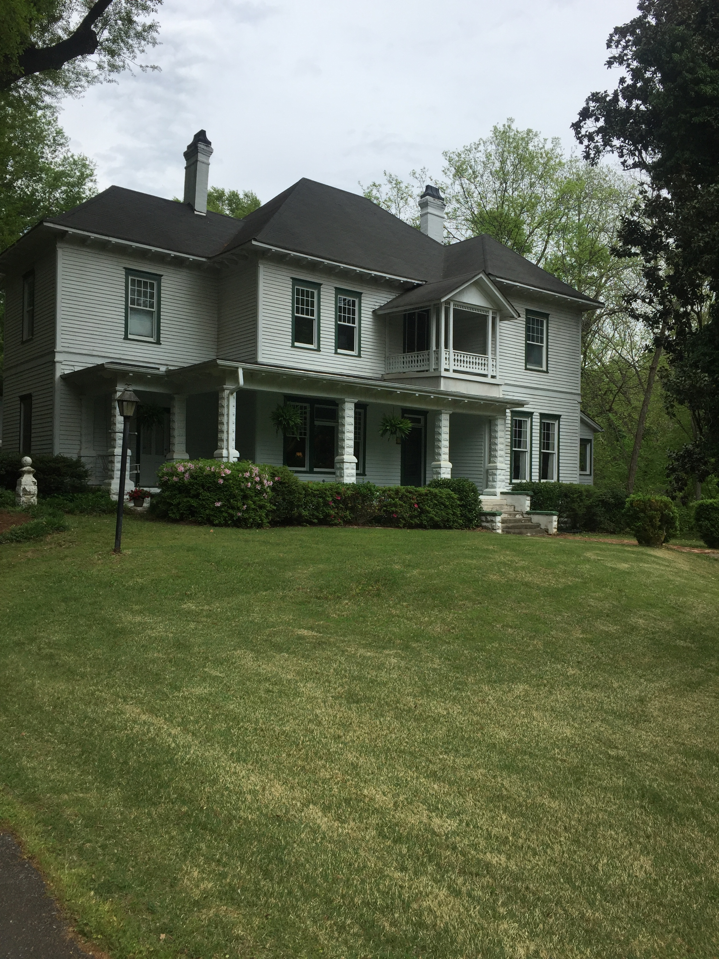 The Allegood Home
