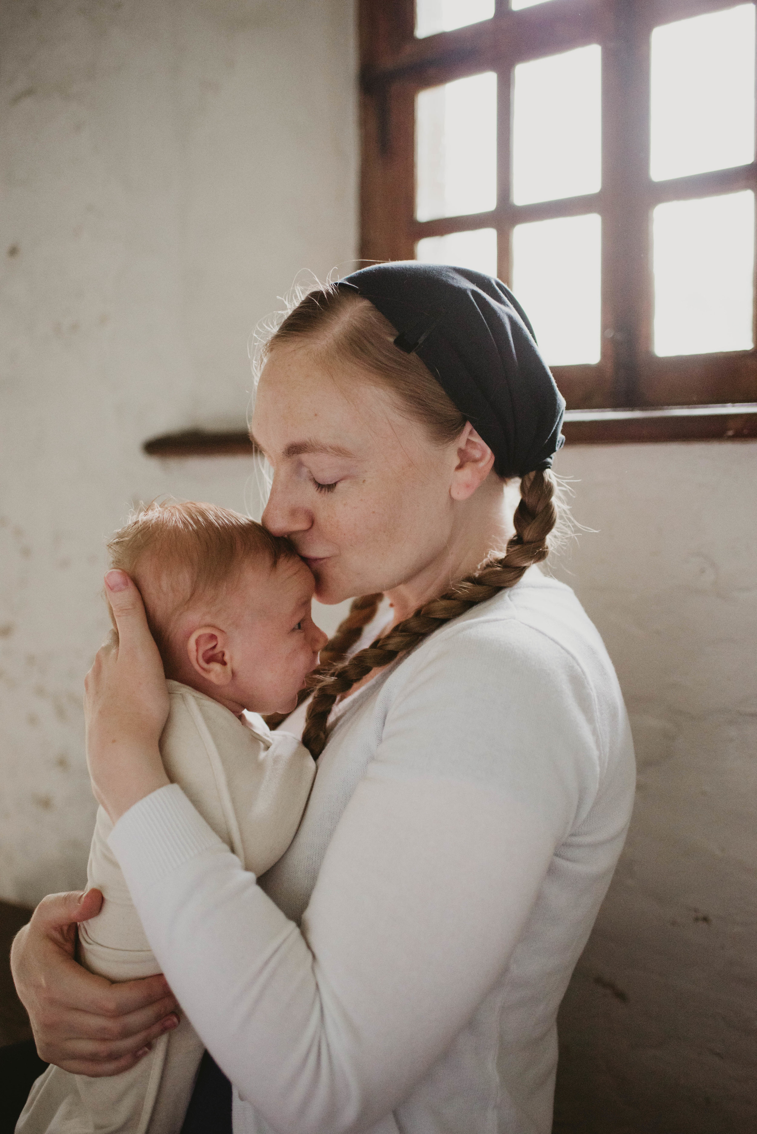 """""""It was a pleasure to work with Christi for our newborn photos. She quickly made us feel comfortable and we had a great experience. The pictures are all so beautiful, it's hard to choose a favorite!"""""""
