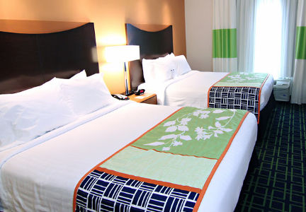 Our partner hotel is the Fairfield Inn & Suites Marriott Lexington North offering hotel accommodations only a few short miles away.