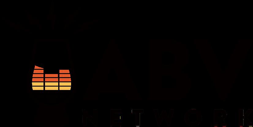 ABV Network Glass Logo w Soundwaves.png