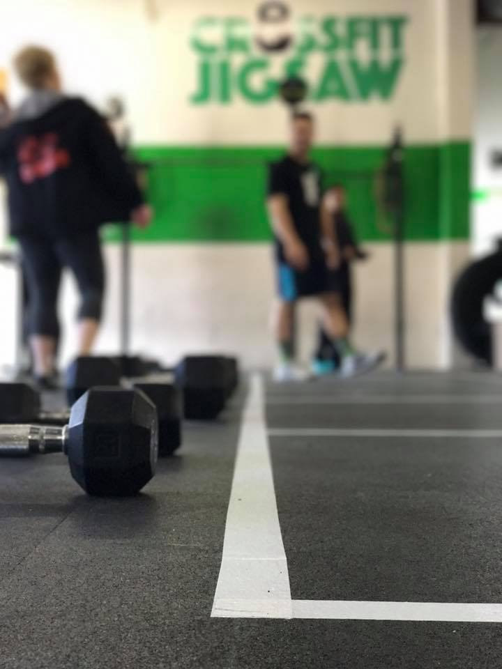 We aren't done with dumbbells yet...