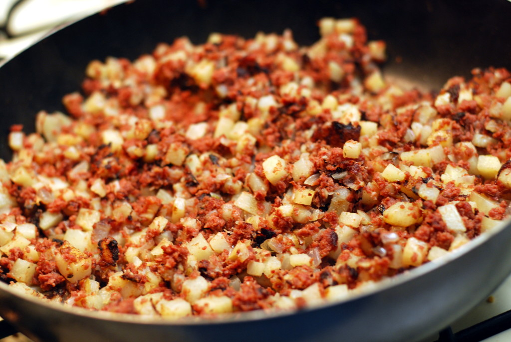Recipe of the week - Paleo Corned Beef Hash