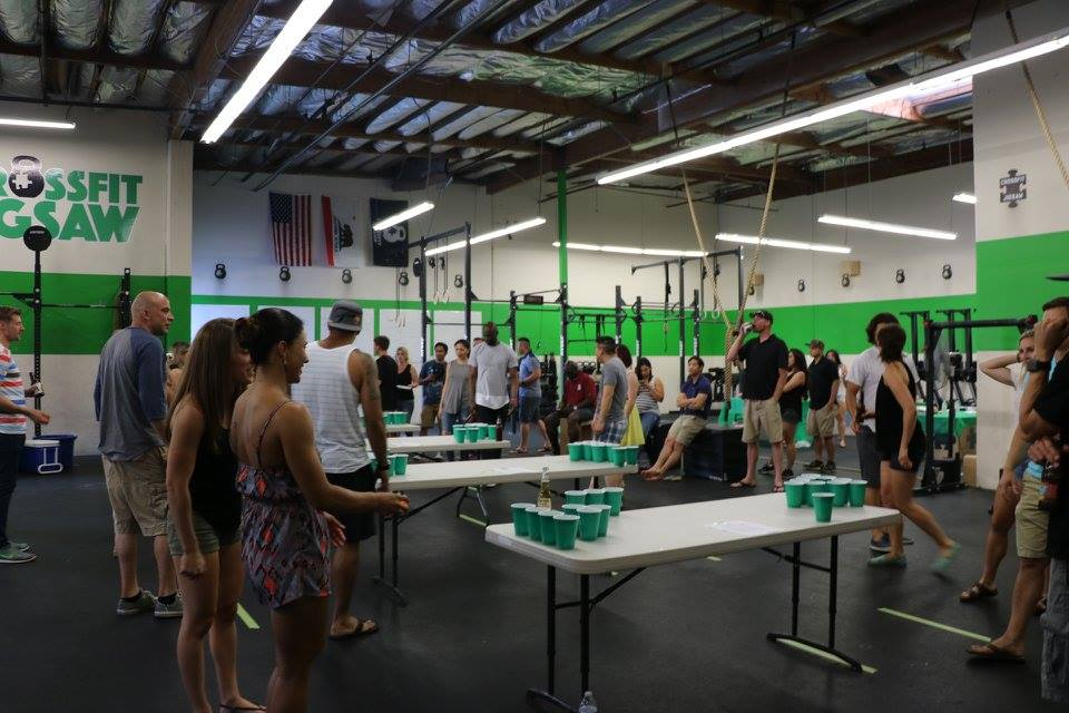 It's that time of year again, 4th annual 1-Arm toss tournament and member appreciation party!