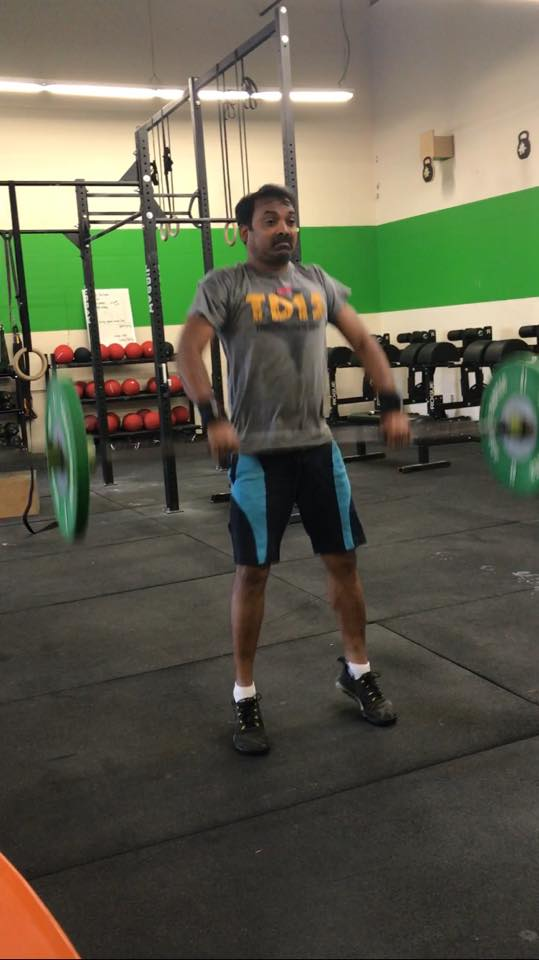 Raghu getting extension on his clean!