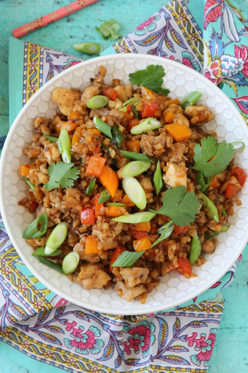 Recipe of the week Chicken fried rice