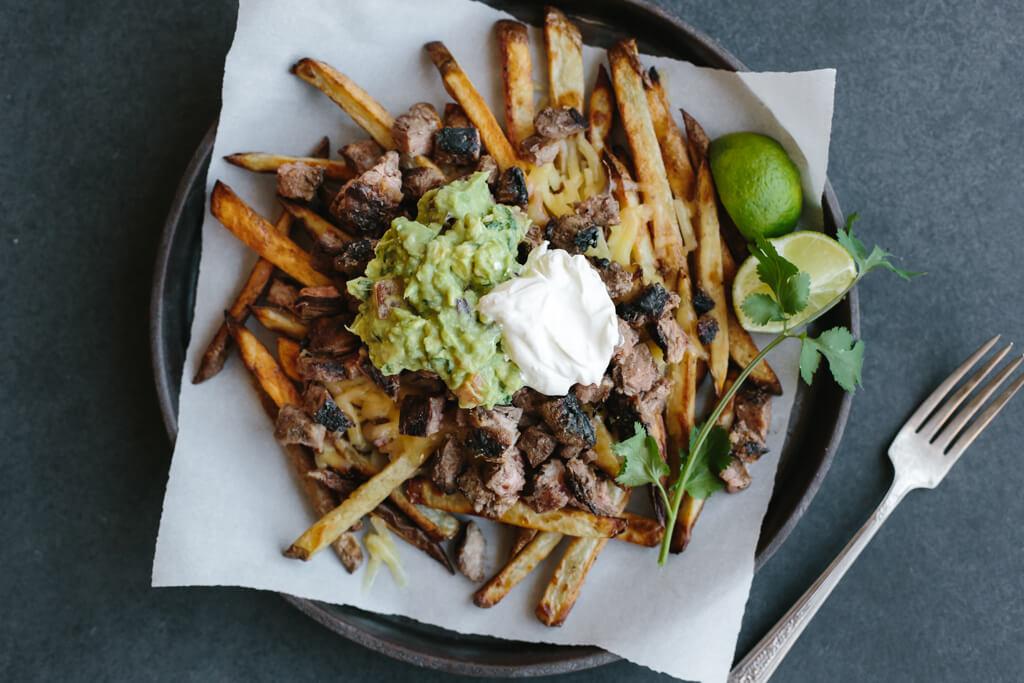 Recipe of the week -Carne Asada Fries
