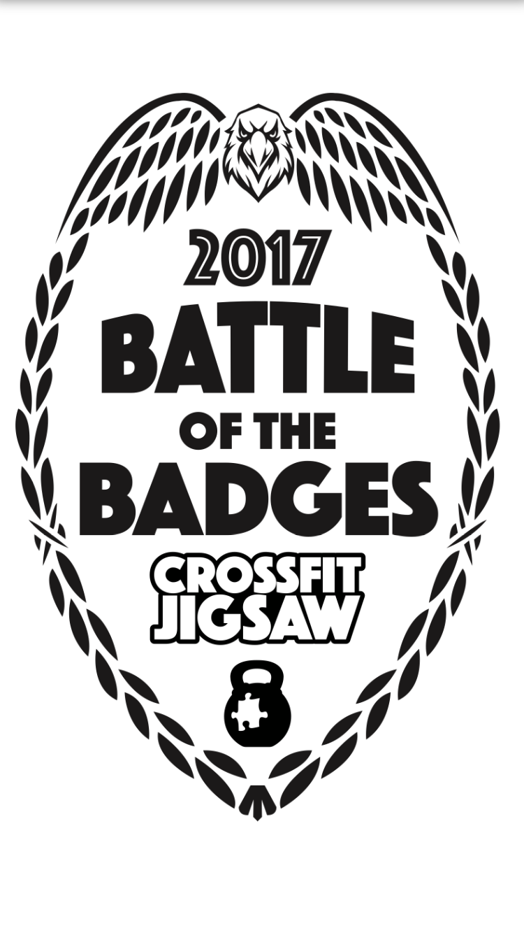 Battle of the Badges today!