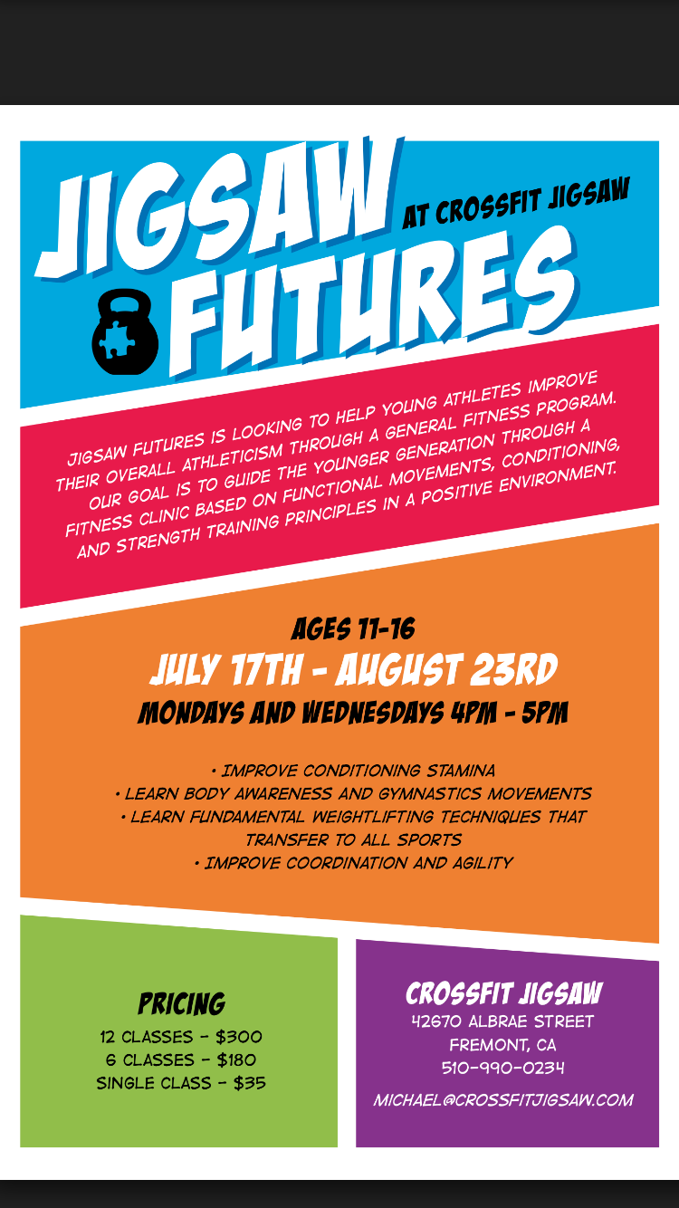 Our Futures Program is back for 2017, with a few changes