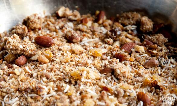 Recipe of the week - Granola bar
