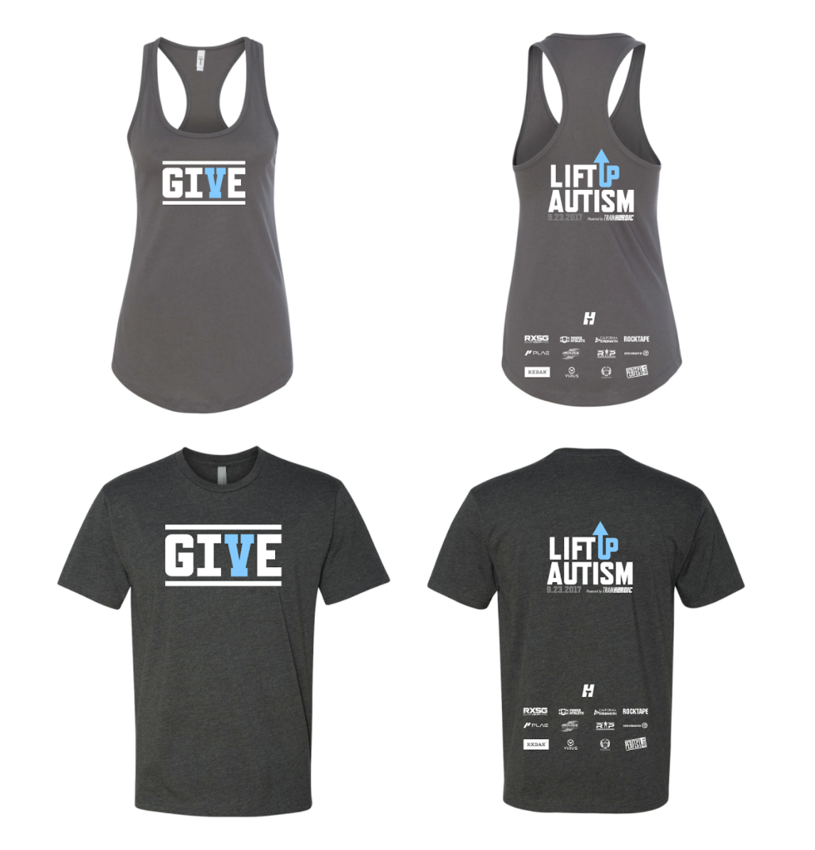 Last day to get your shirt in time for the event