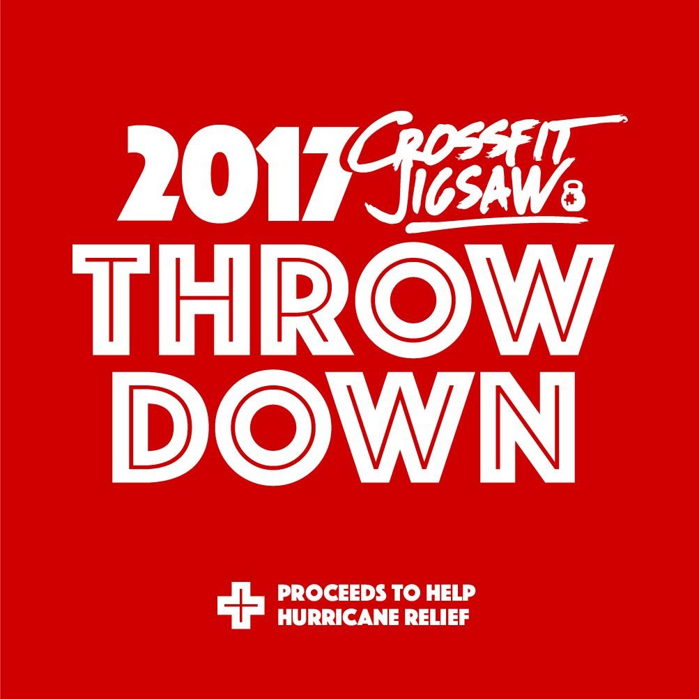 Throwdown this Saturday!