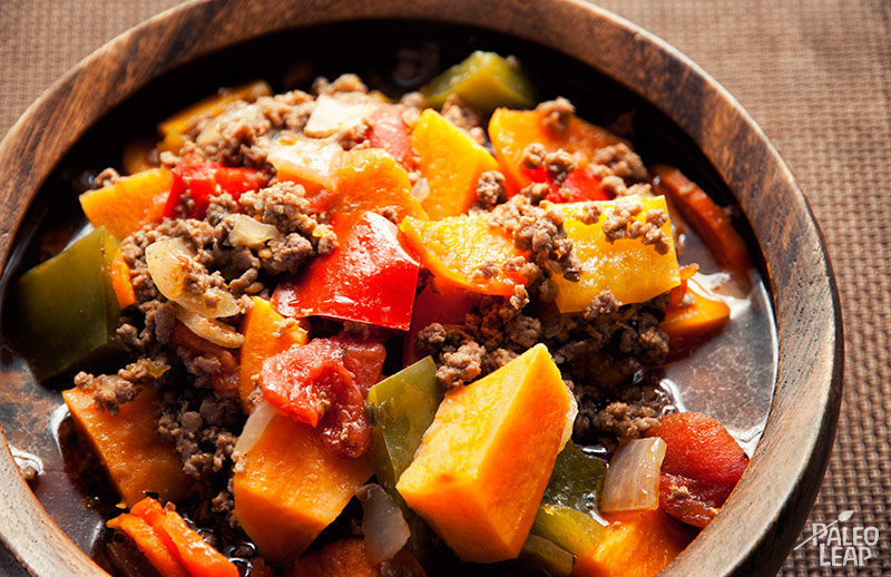 Recipe of the week - Chunky Meat and Vegetable Soup