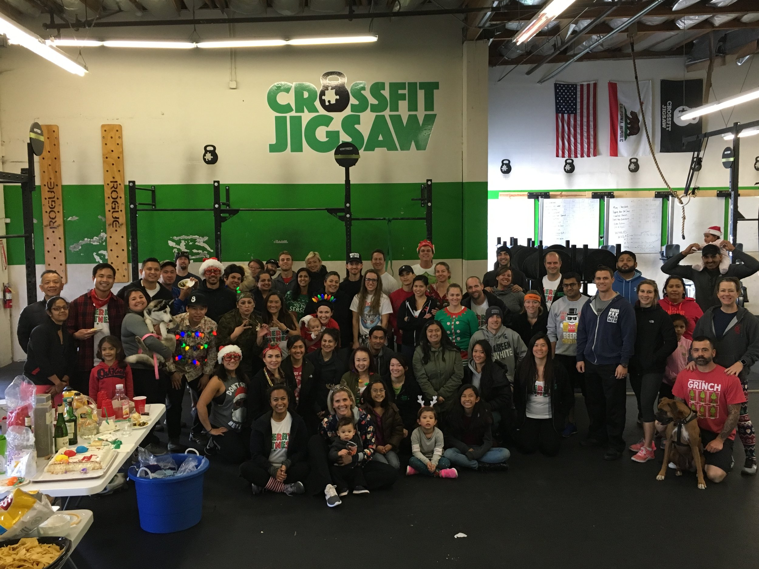 2017 Holiday Party!