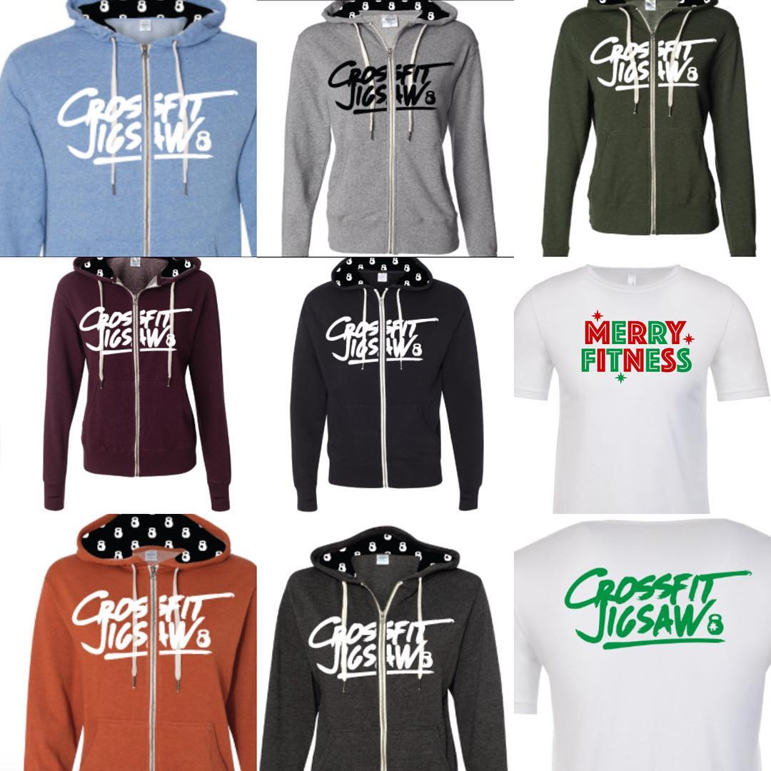 Hoodie orders due on Monday, don't miss out