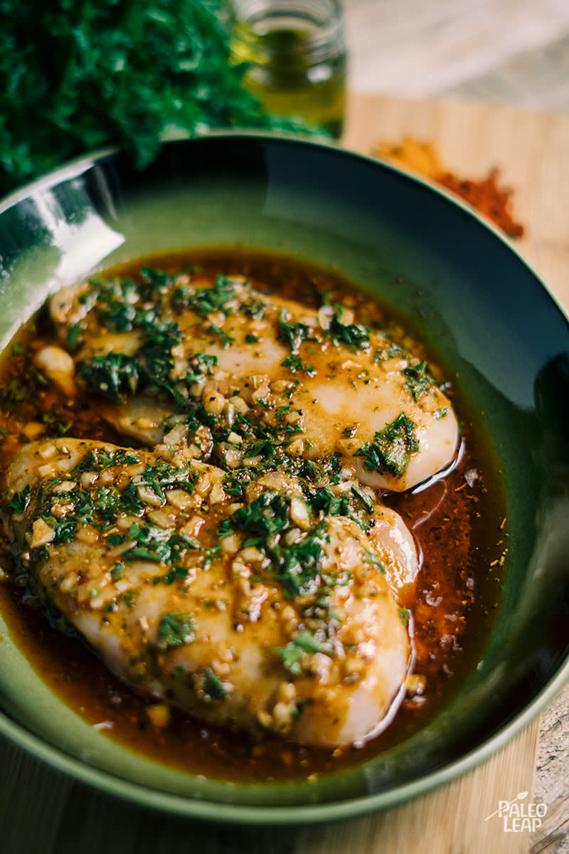 Recipe of the week - Paprika Lemon Chicken