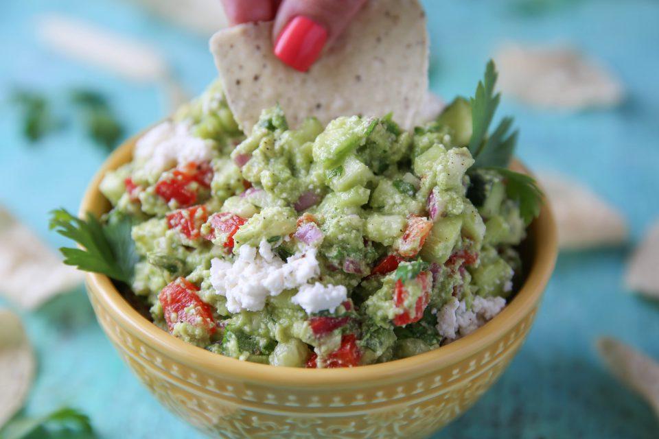 Recipe of the week - Greek Avocado Dip