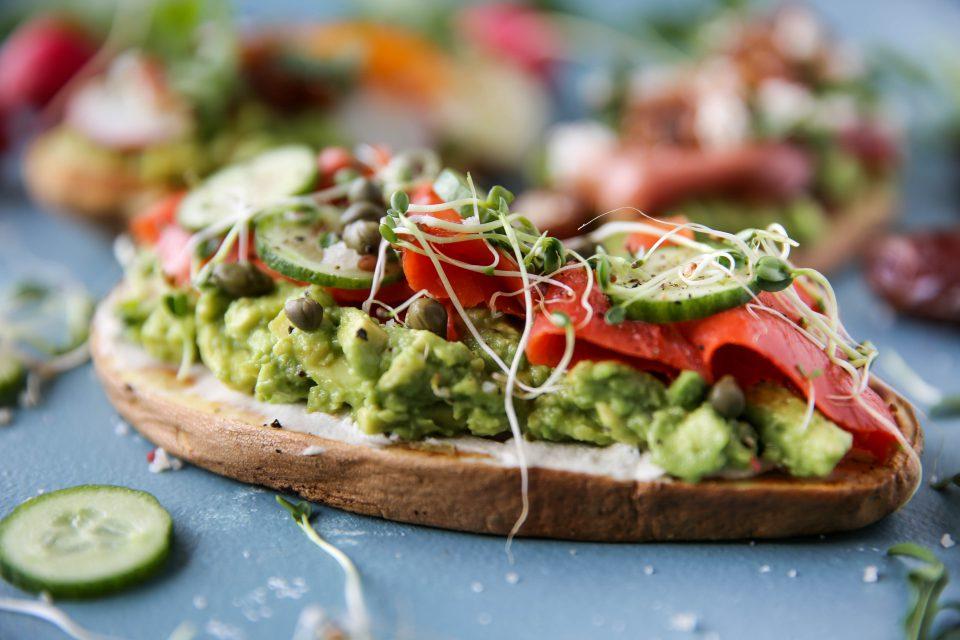 Recipe of the week - Avocado Toast 3 ways