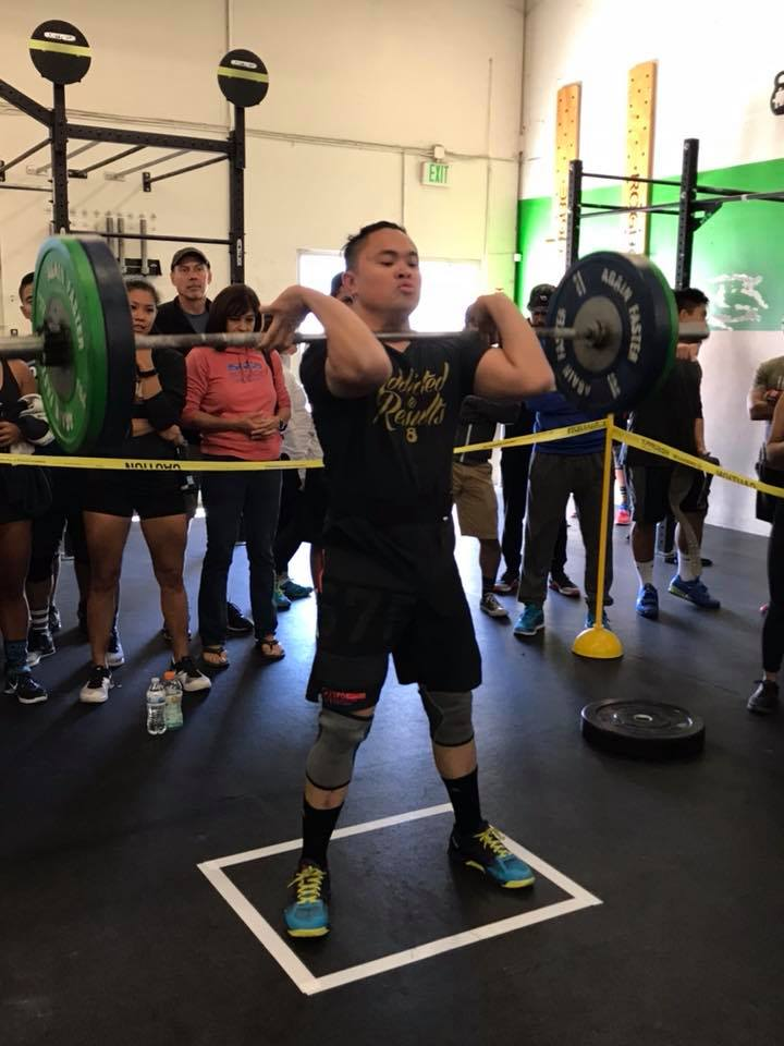 Test day for 1 rep max!