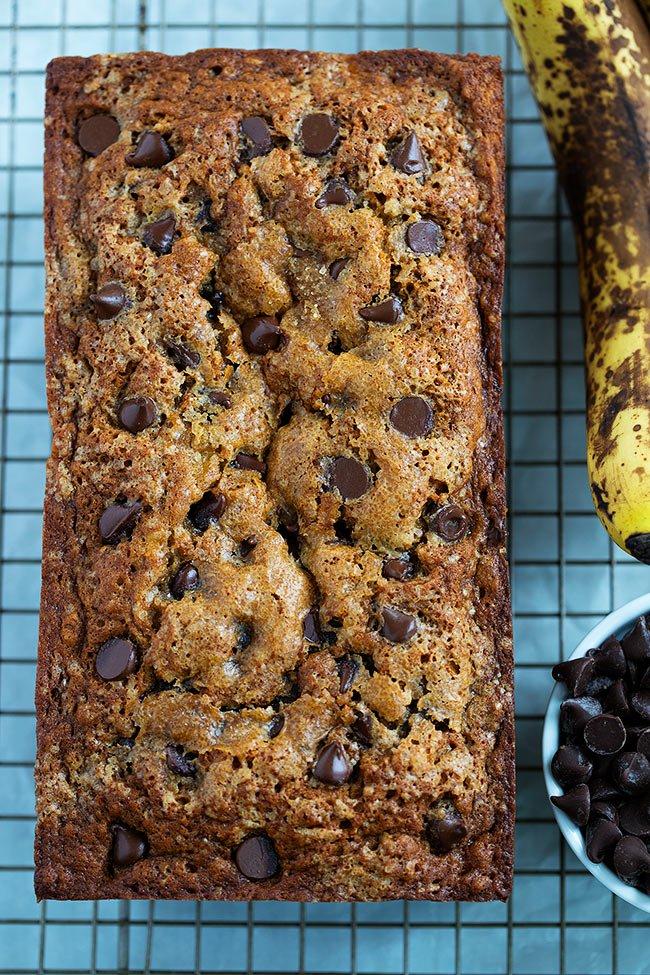 Recipe of the week - Paleo Banana Bread