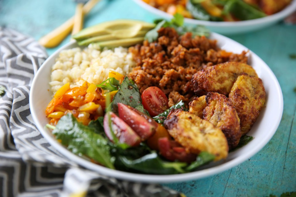 Recipe of the week - Chorizo Rice Bowl