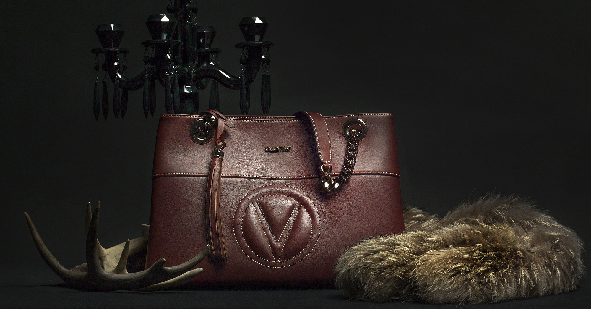 photo by Jodi Jones for Valentino handbags.