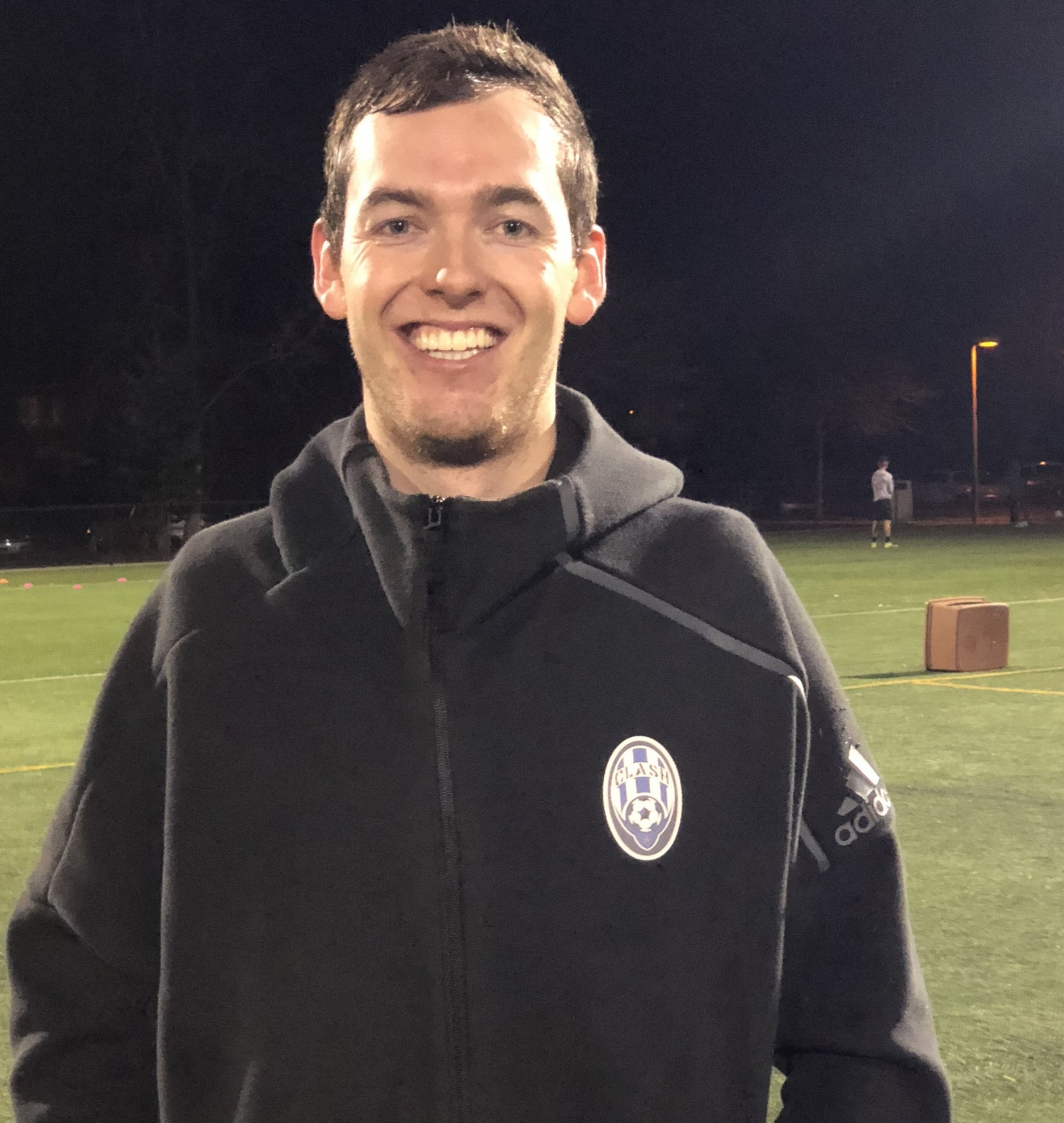 The First Ever ProUSA Employee We've Loved Having Saratoga Soccer Club Clash 05B Blue Head Coach Max Dorling be a Part of Our Journey so Far!