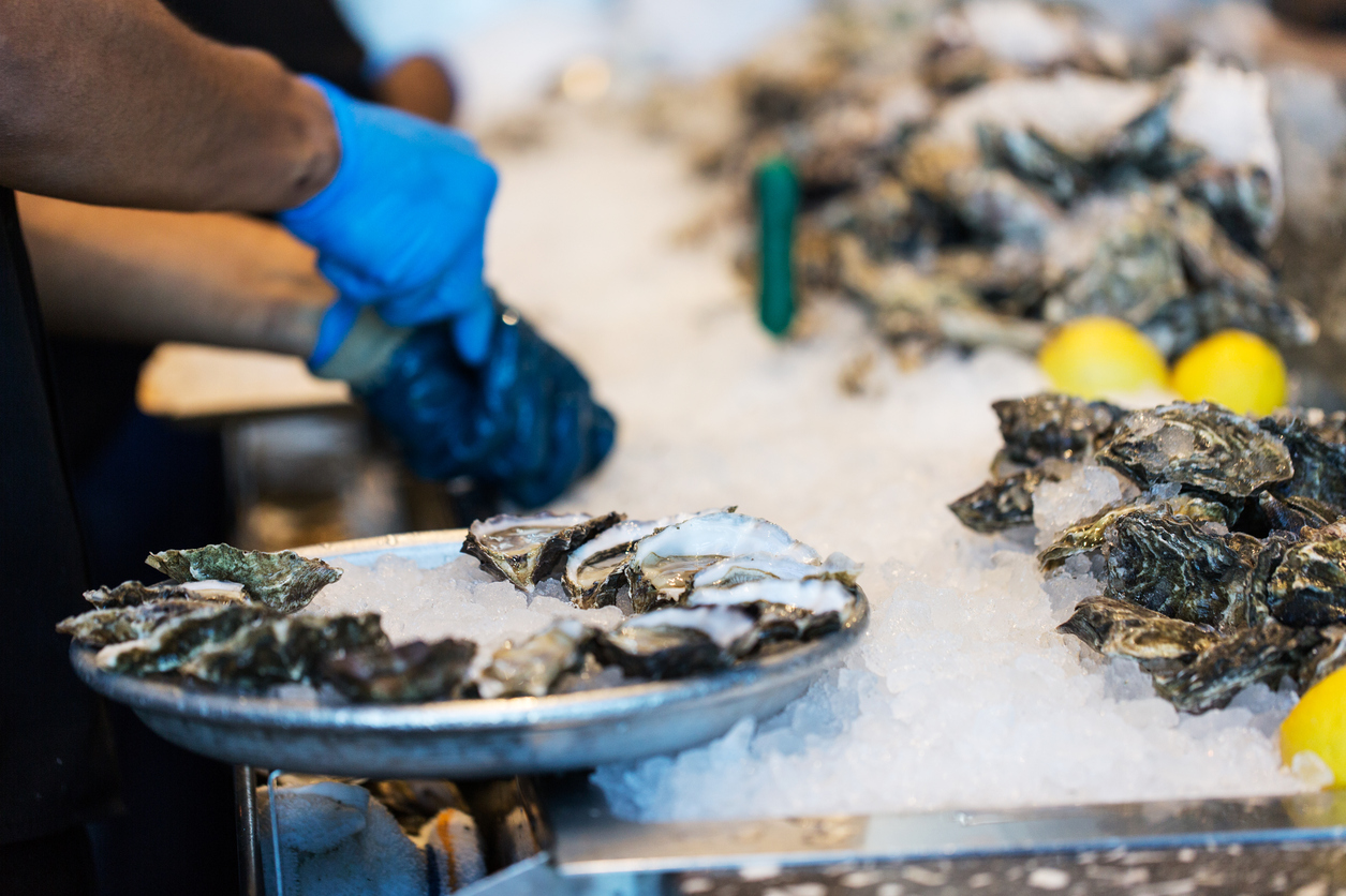 For The Love Of Oysters