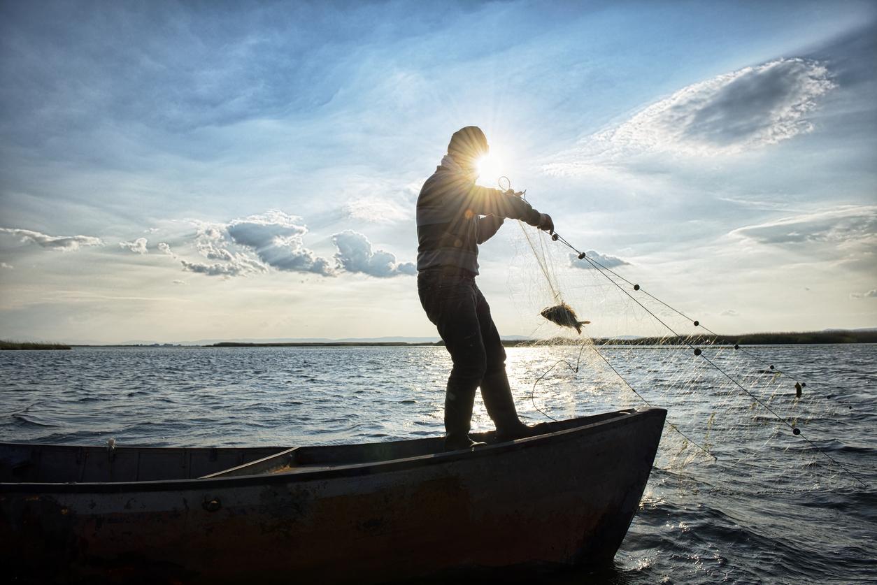 A Fisherman's Gotta Fish