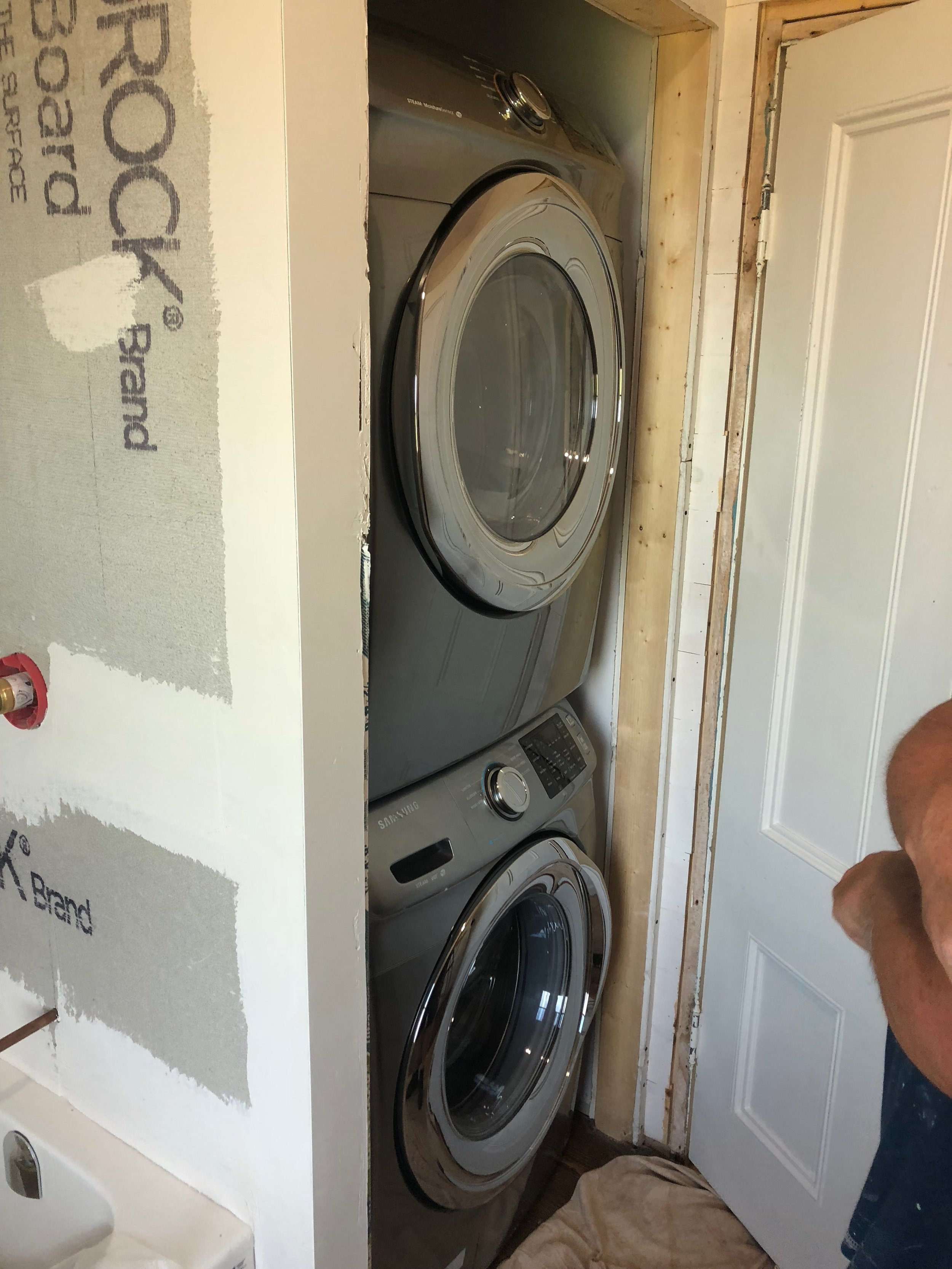 Our little laundry