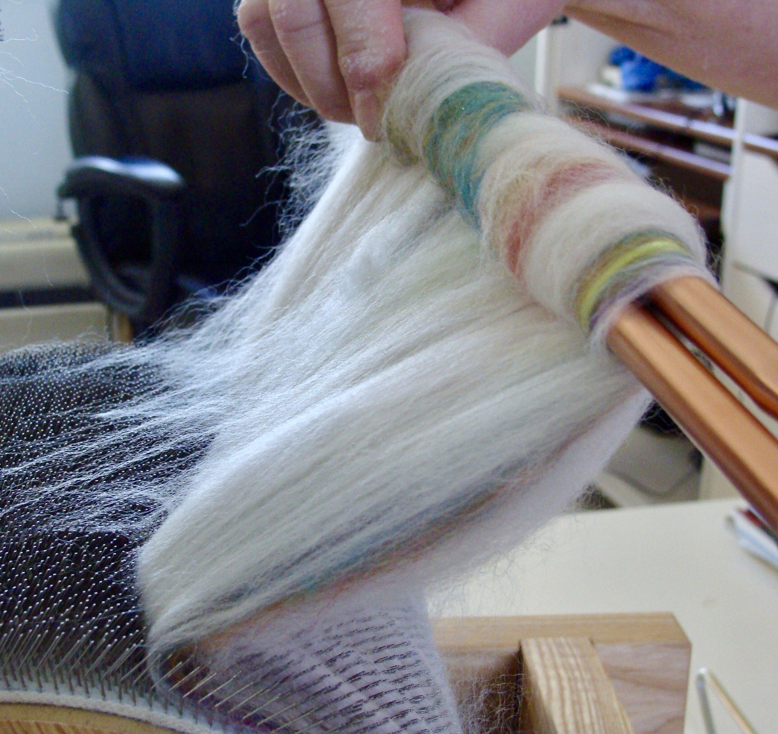 carded-fiber-rolag-fauxlag