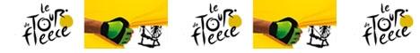 Tour de Fleece Ravelry logo