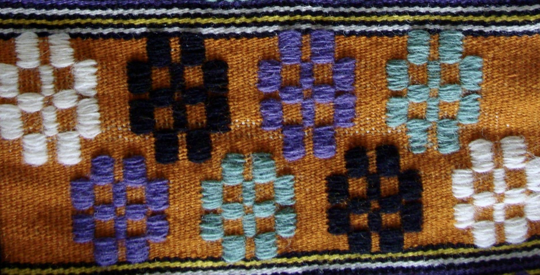 Munkabälte Swedish Art Weave