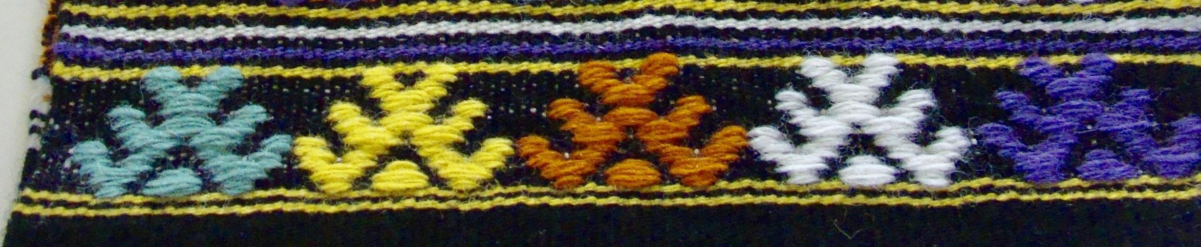 Krabbasnår Swedish Art Weave