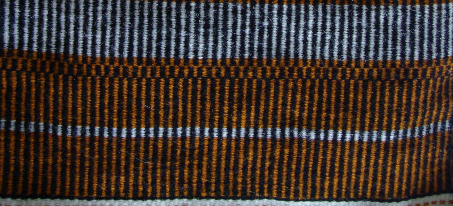 Pick and Pick Art Weaving