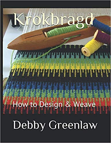 Debby Greenlaw Krokbragd How to Design & Weave